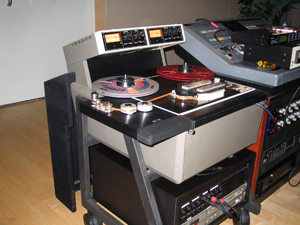 Vinyl Comeback Prompts Sterling's New All-Analog Vinyl Mastering: Part I