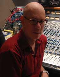 Geoff Sanoff at Stratosphere Studios