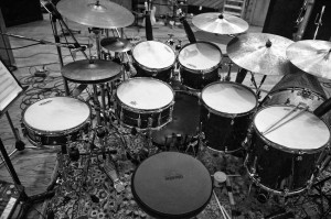 Drums de Dorfsman: Chimene Badi at Avatar's Studio A