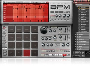MOTU Ships BPM 1.5 with Expanded Sound Library; Samples Mastered at Sterling Sound