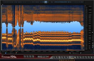 iZotope Releases RX 2: Complete Audio Repair Suite