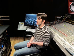 Shane Stoneback: Music Production Career Construction with Sleigh Bells, Magic Kids & Vampire Weekend