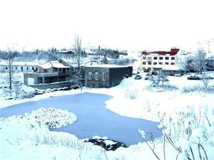 Studio Sweet Spot: Sundlaugin * Mosfellsbaer, Iceland