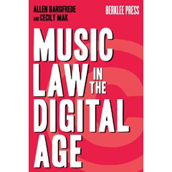 "Digital Music NY Presents ""Music Law in the Digital Age"" Tonight, Wednesday 10/13"