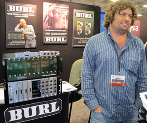 Endless Ear and Eye Candy At AES 2010: Tech Highlights + Party Down