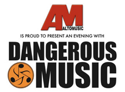 Alto Presents An Evening With Dangerous Music At Flux, 11/10