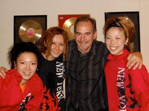 Jon Gordon Music Production Hosts COBU; Chef Michael Symon for Food Network VO