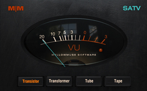 Mellowmuse SATV Vintage Saturator Reviewed By Zach McNees