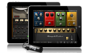 AmpliTube 2 for iPad Out Now: More Gear, Better Sound and 8-Track Recording