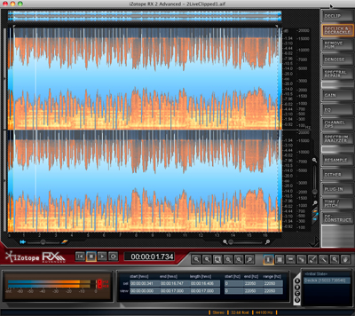 4 Hands-On Examples of iZotope RX 2's Audio Restoration