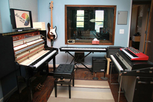Recording & Writing Sweet Spot: Let Em In Music