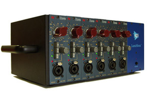 The Neve 1073 LB Reviewed by Nic Hard