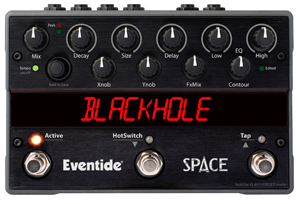 Now Shipping: Eventide's Space Stompbox, Featuring Presets By Flood and Alan Moulder, Jónsi Birgisson, John Agnello and More