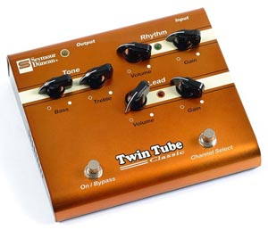 Delicious Audio Review: Seymour Duncan Twin Tube Classic and Twin Tube Blue