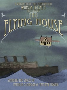 """Yessian's Weston Fonger Collaborating with Bill Plympton on """"The Flying House"""" Animation"""