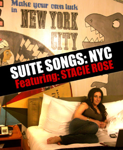 """Suite Songs: NYC: Episode 2: 'Alter Ego'"" from Stacie Rose Launches on SonicScoop"