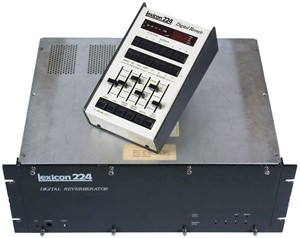 Review: UAD-2 Lexicon 224 Plug-In, by Chris Zane — SonicScoop