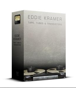 Waves Releases Eddie Kramer – Tapes, Tubes & Transistors
