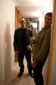 Photostory: Inside the Studio G Progress Party, AES 2011