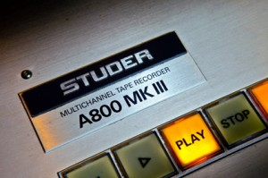 Review: Studer A800 Multichannel Tape Recorder Plugin for UAD-2