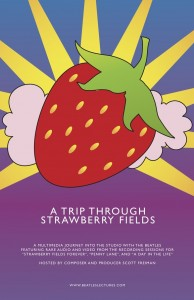 "Event Alert: ""Deconstructing the Beatles: A Trip Through Strawberry Fields"" in NYC, on 12/5"
