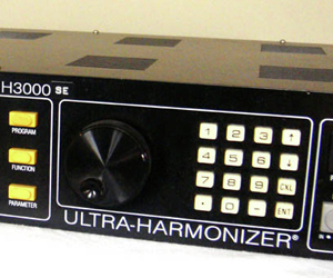 Classic NY Gear: The Eventide H3000 UltraHarmonizer