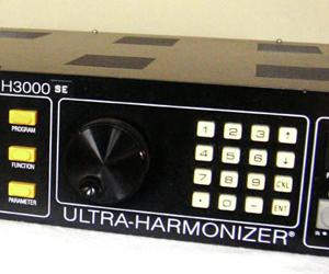 Classic NY Gear: The Eventide H3000 UltraHarmonizer