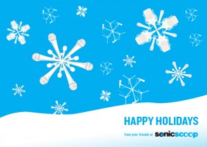 Happy Holidays from All of Us at SonicScoop!