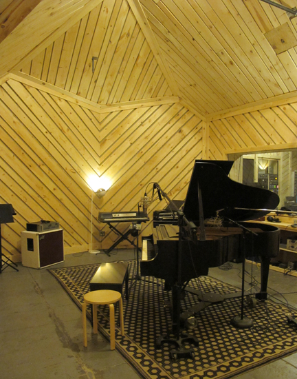 Brooklyn 2.0: The New Bunker Studios Offers Next-Level Recording Experience