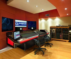 Thompson Studios, New Multi-Room Recording Facility, Opens in SoHo