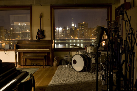 Central Brooklyn Recording Studio Tour, Part II: DUMBO