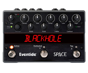 Review: Eventide Space Multi-Effects Pedal