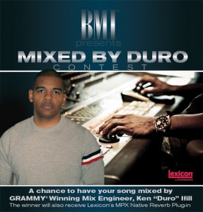 """BMI Launches """"Mixed by Duro"""" Contest"""