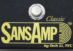 Tech 21 Brings Back the SansAmp Classic