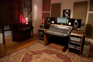 Brooklyn Studio Virtue and Vice Adds Neve 5315 Console