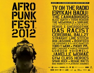 8th Annual Afropunk Festival Adds Headliner TV on the Radio – Big Lineup Playing 8/25-26 in Brooklyn