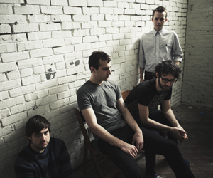 """Watch Cymbals Eat Guitars Record With John Agnello In """"Masters From Their Day"""""""