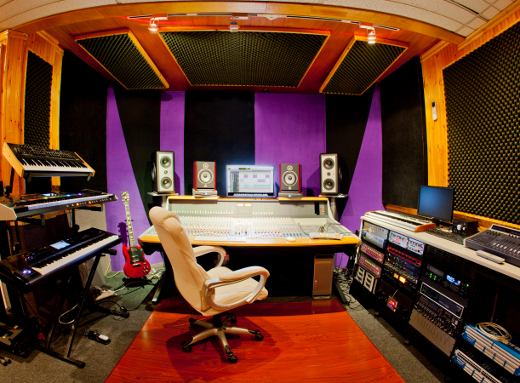 Recording Studio Sweet Spot 440 Sound Studios Woodlawn
