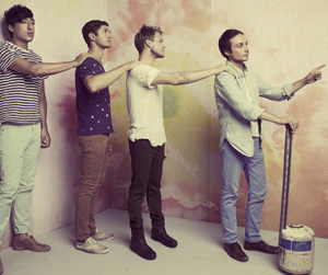 Behind The Release: Grizzly Bear <em>Shields</em>