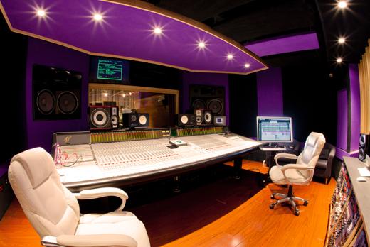 Recording Studio Sweet Spot - 440 Sound Studios, Woodlawn ...