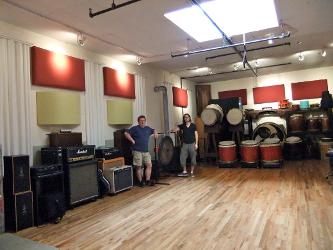 Recording Studio Sweet Spot — The Brooklyn Dojo, Clinton Hill, Brooklyn