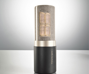 Audio-Technica Launches All-New Mic Series With AT5040 Studio Vocal Microphone