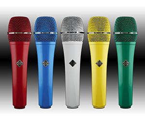 telefunken introduces m80 dynamic mic solid color line sonicscoop. Black Bedroom Furniture Sets. Home Design Ideas