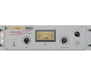 New for Reason 6: RE-2A Leveling Amplifier Rack Extension — from Cakewalk
