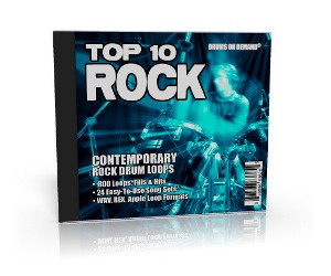 Rock Drum Beats Tracks Loops Free MP3 - YouTube