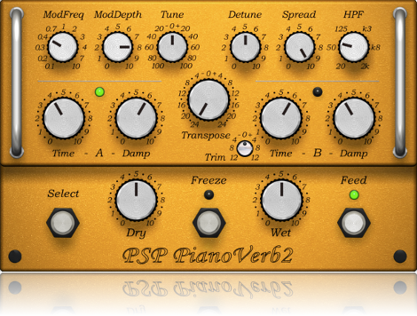 PSP Audioware Releases PianoVerb2