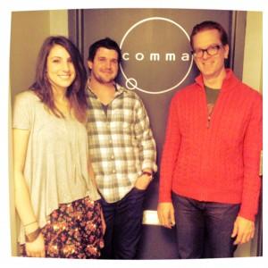Comma Music Opens NYC Studios, Expands LA Staff