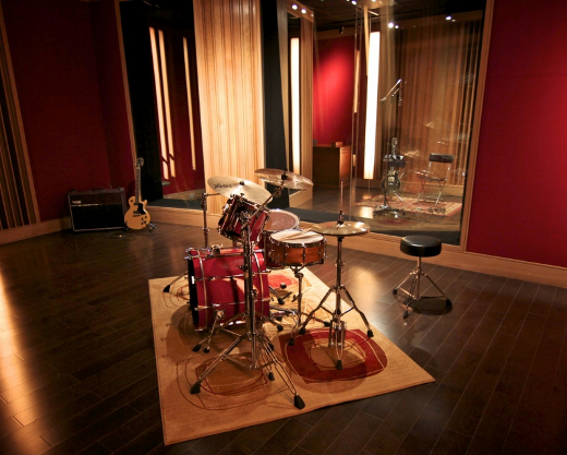 Recording sweet spot subcat studios syracuse new york for A new angle salon