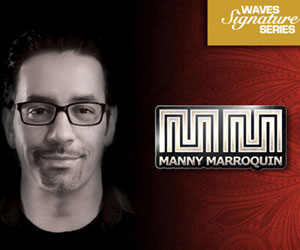 Waves Releases The Manny Marroquin Signature Plugin Collection