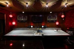 Studio 2 at Larrabee - Manny Marroquin's home base